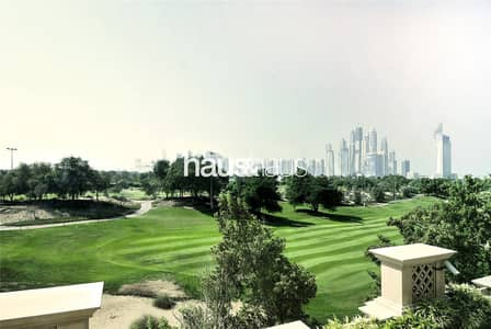 Vacant 2BR | Golf Course View | Low Floor
