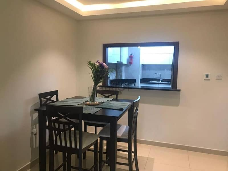 One Bed Apartment in Laya Residence available for sale in  JVC
