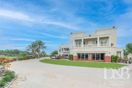 فیلا 6 غرف نوم للبيع في تلال الإمارات، دبي - Exclusive | Upgraded | Golf and Skyline View