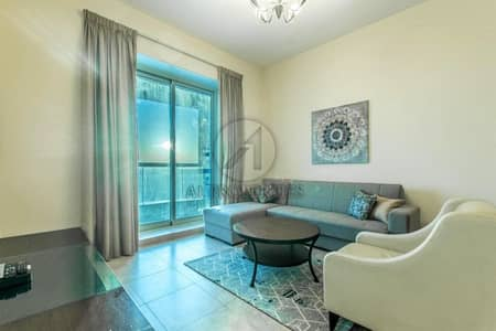 1 Bedroom Flat for Sale in Jumeirah Lake Towers (JLT), Dubai - Sea View | Fully Furnished | Spacious 1 BR in JLT