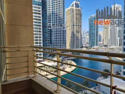 1 Bedroom Flat for Rent in Jumeirah Lake Towers (JLT), Dubai - LAKE VIEW ONE BEDROOM FOR RENT IN ICON TOWER