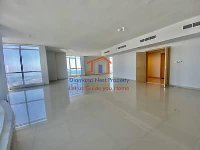 4 Bedroom Penthouse for Rent in Al Reem Island, Abu Dhabi - Upscale 4 BHK Pent House + Chiller Free + One Month Free