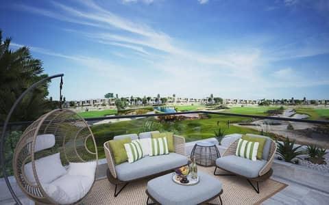 فیلا 6 غرف نوم للبيع في داماك هيلز (أكويا من داماك)، دبي - CHEAPEST GOLF COURSE FACING 6BR+MAIDS + 2 KITCHEN + DRIVER ROOM + ROOF TOP AED 6,999,999 **Full Golf Course ⛳ & Lake view
