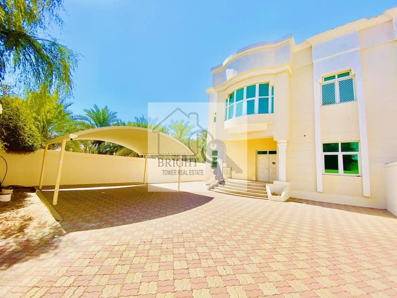 Spacious 5 Master Bedroom Villa in Al Hili
