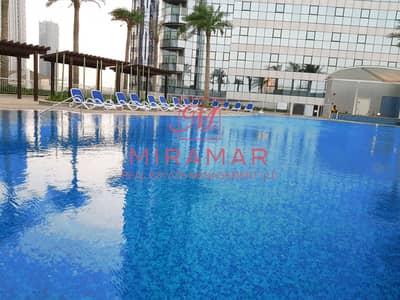 شقة 1 غرفة نوم للايجار في جزيرة الريم، أبوظبي - HOT!!! FULL SEA VIEW!!! SMART LAYOUT!! 13 MONTHS CONTRACT!