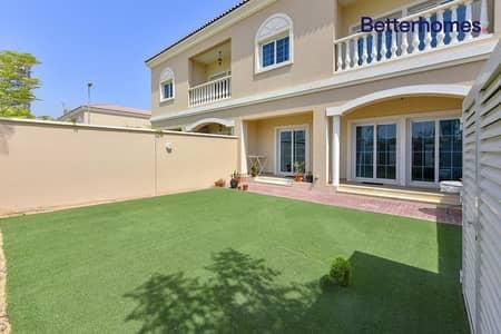 تاون هاوس 2 غرفة نوم للايجار في قرية جميرا الدائرية، دبي - Nakheel TH   Upgraded   Large Plot   EXCLUSIVE