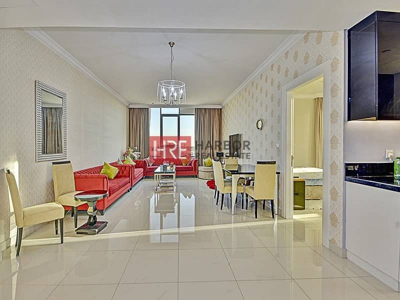 Hotel Apartment | Fully Furnished | Business Bay