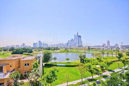 شقة 4 غرف نوم للبيع في ذا فيوز، دبي - Golf Course View | Marina Skyline