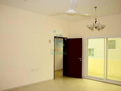 فلیٹ 1 غرفة نوم للايجار في الرميلة، عجمان - 1 BHK FOR RENT WITH 1 MONTH FREE | OPP. LULU HYPERMARKET