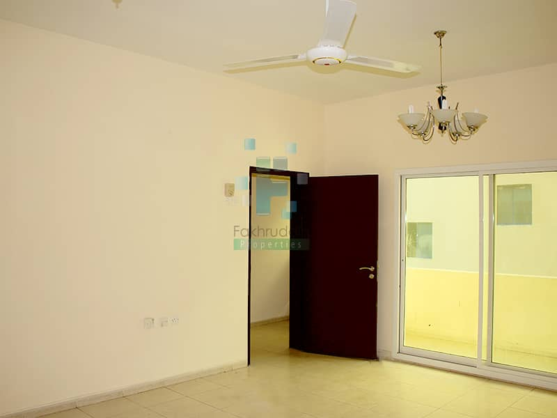 1 BHK FOR RENT WITH 1 MONTH FREE   OPP. LULU HYPERMARKET