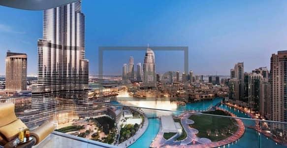 شقة فندقية 5 غرف نوم للبيع في وسط مدينة دبي، دبي - Luxury lifestyle | Downtown Dubai |Fountain View