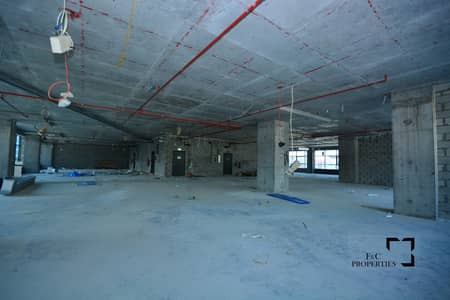 Office for Sale in The Greens, Dubai - Half Floor I Shell and core I Multiple options