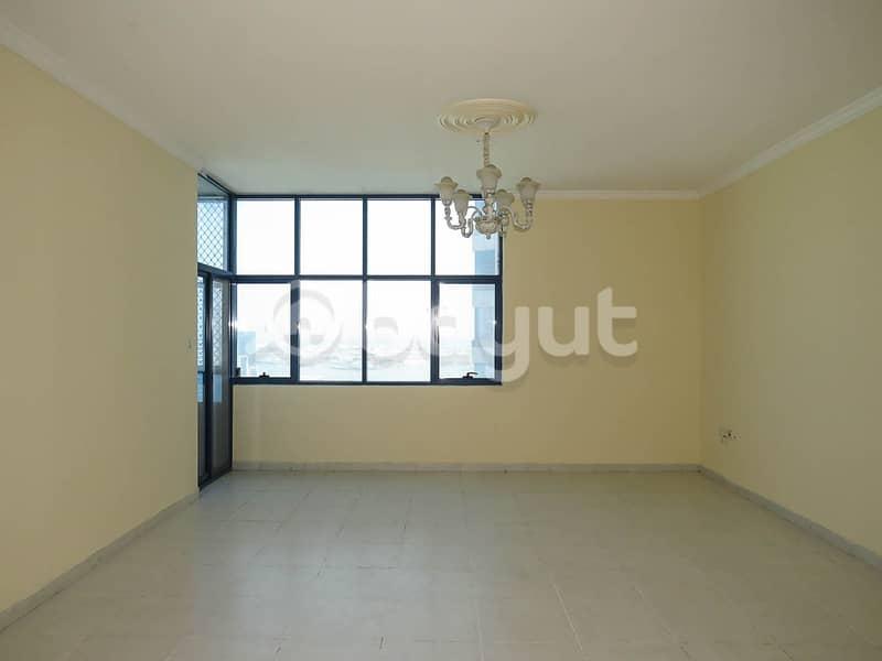 شقة في برج صقر الراشدية الراشدية 3 غرف 34000 درهم - 5006825