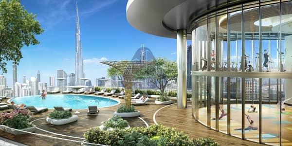 3 Bedroom Apartment for Sale in Downtown Dubai, Dubai - Burj Khalifa Views |3BR + Maid |Luxurious Apartment
