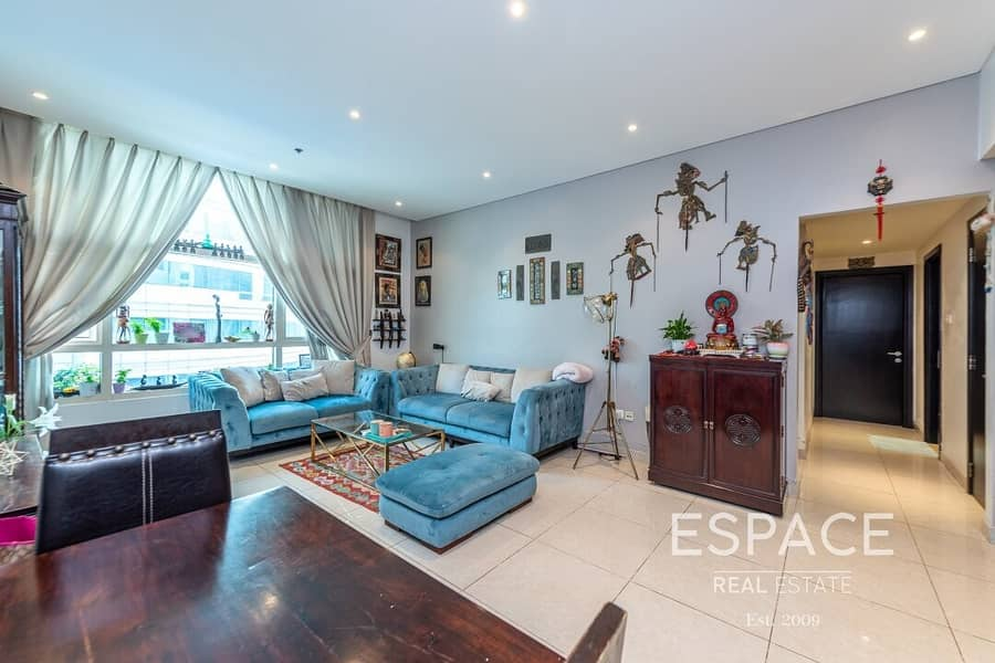 2 Partial Marina View | Immaculate | 2 Bed