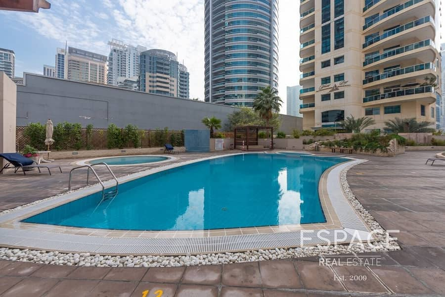 12 Partial Marina View | Immaculate | 2 Bed