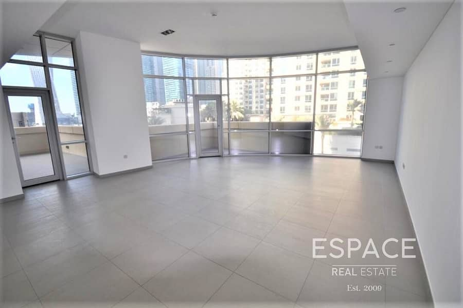 2 Huge 3 BR Modern | Marina View Terrace