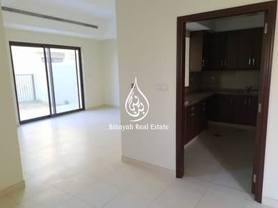 4 Bedroom Townhouse for Rent in Reem, Dubai - 4 Bed + Maid|End Unit|2E|Single Row|Mira