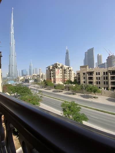1 Bedroom Apartment for Sale in Old Town, Dubai - 1BR + Study | Kamoon | Full Burj view