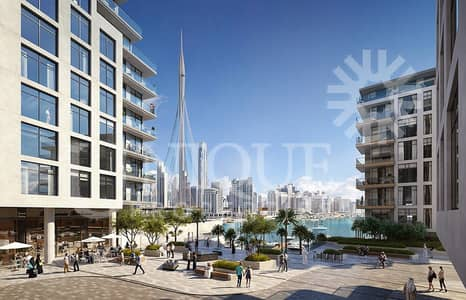 1 Bedroom Flat for Sale in The Lagoons, Dubai - Resale | Best Location | Cove High Floor 1BR