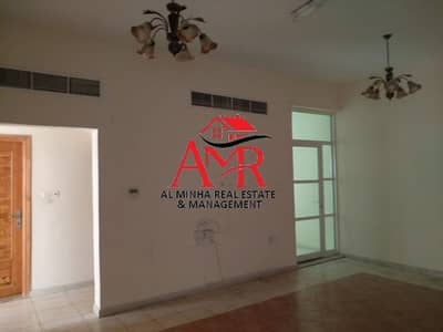 2 Bedroom Flat for Rent in Falaj Hazzaa, Al Ain - Ground floor Apartment|Spacious|Shaded free parking
