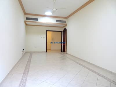1 Bedroom Apartment for Rent in Bur Dubai, Dubai - SPACIOUS | 1 BHK | 2 BATH | BALCONY | GYM | PARKING| OUDMETHA