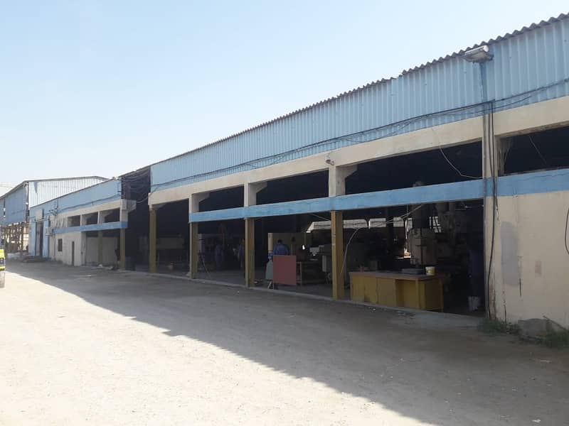 Available rent for Machine shop @ Al Quoz 3rd. Industrial area , Dubai