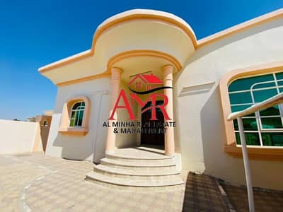 3 Bedroom Villa for Rent in Al Muwaiji, Al Ain - Ground Floor Villa With Private Entrance | Small Yard