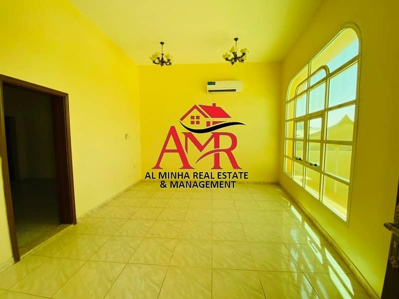 2 Ground Floor Villa With Private Entrance | Small Yard