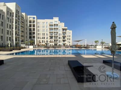 1 Bedroom Apartment for Rent in Town Square, Dubai - Largest Layout   Unobstructed Views   Brand New