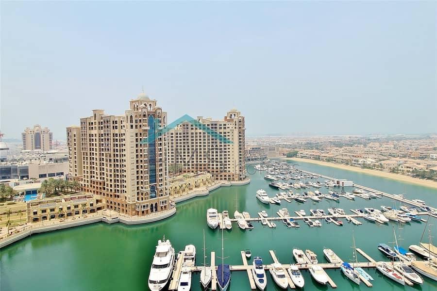10 Marina and Landmark Views   2 bed plus study