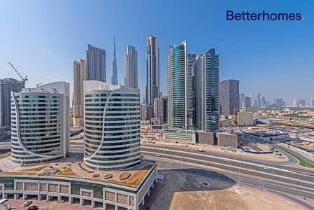 شقة 2 غرفة نوم للايجار في الخليج التجاري، دبي - No Agency Fee | Brand New | Large Terrace