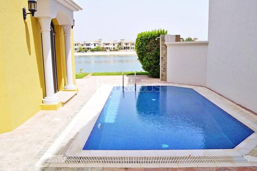 Waterfront Palm Villa   Atrium   Price Allignment