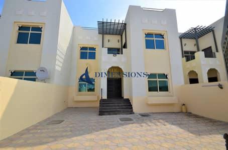 فیلا 5 غرف نوم للايجار في مدينة خليفة أ، أبوظبي - Spacious 5BR Villa I Own Entrance I Balcony