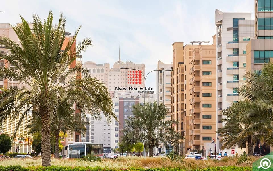 13 Road View | High Floor | Near to Souq Extra |