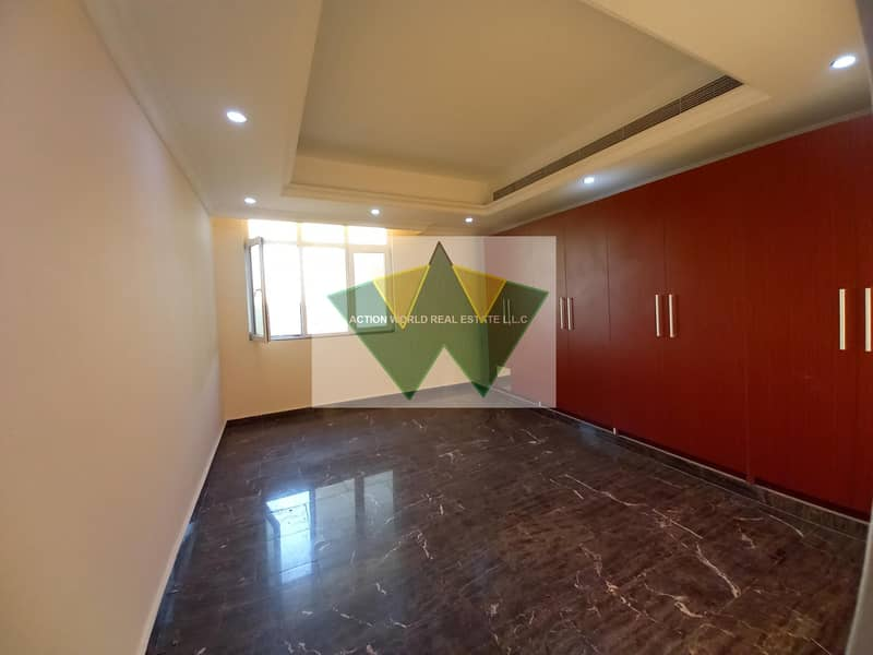 2 Exclusive 3BHK with American Type Kitchen.
