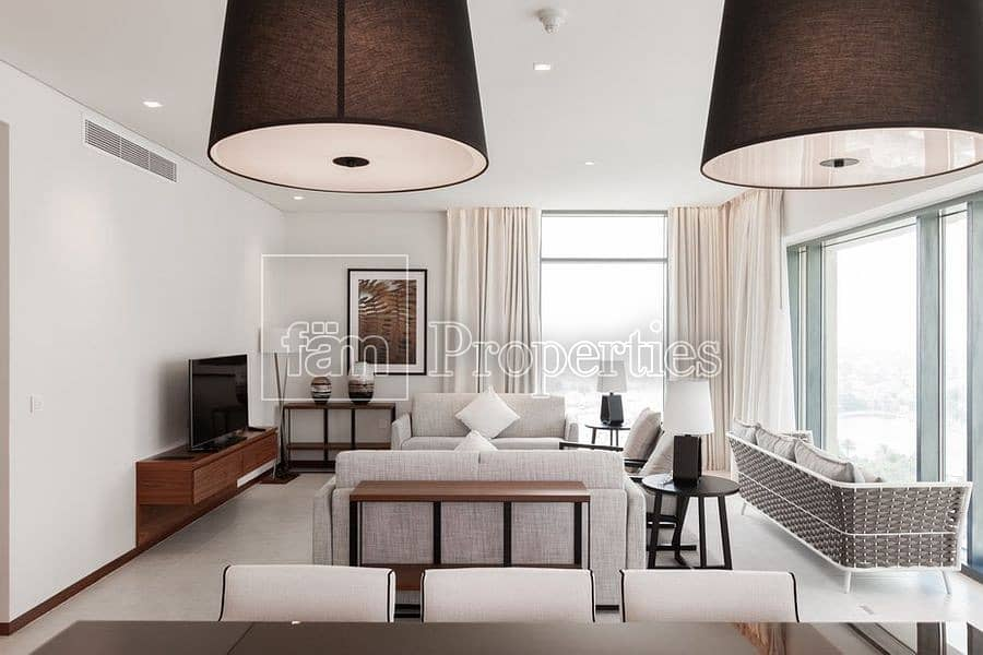 2 Spacious Apartment 2 BR Full Golf Course View