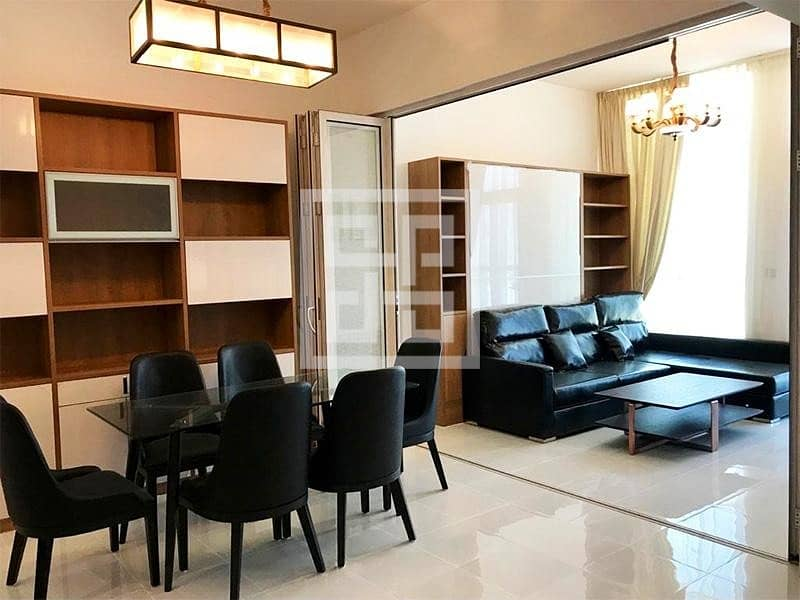 12 Fully Furnished | Vacant | Close to Metro