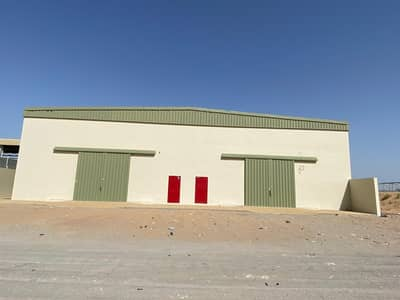 Warehouse for Rent in Al Saja, Sharjah - Brand New Warehouse for Rent in Al Sajaa Sharjah