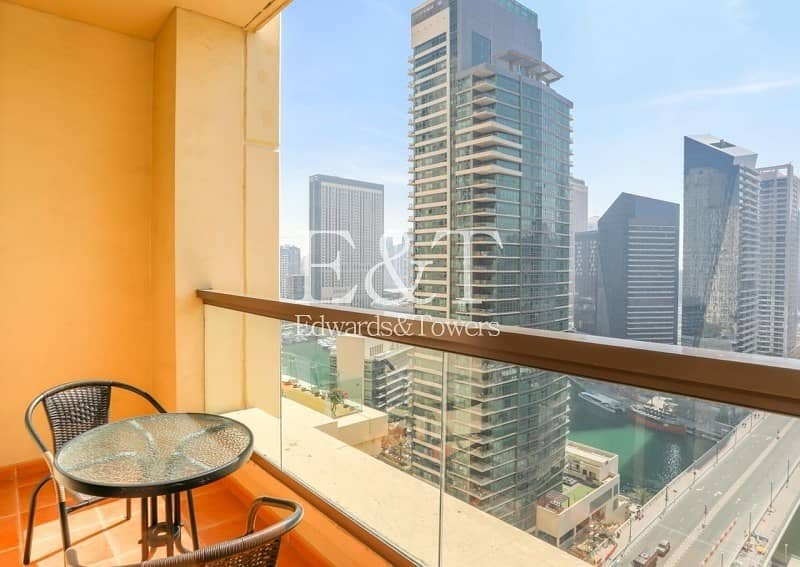 2 Exclusive|Marina view |Immaculate Condition |2 BR