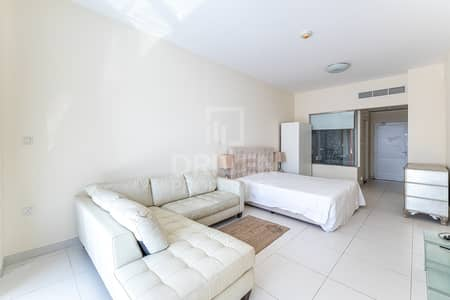 Studio for Rent in Palm Jumeirah, Dubai - Furnished Studio with Balcony | Sea View