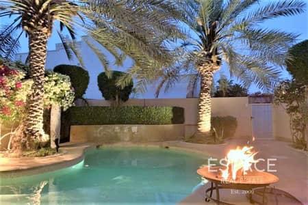 فیلا 3 غرف نوم للبيع في الينابيع، دبي - Exclusive | Upgraded | 3 Beds | Private Pool