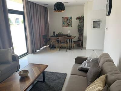 تاون هاوس 3 غرف نوم للايجار في أكويا أكسجين، دبي - Elegant Fully Furnished| 3bed| Maids Room|Amazonia