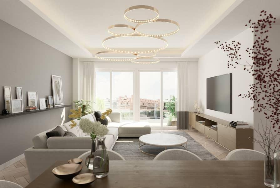 2 Spacious Apartment in Abu Dhabi Al Mahra Residence