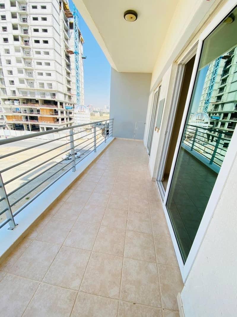 شقة في برج فونيكس مجمع دبي ريزيدنس 1 غرف 28000 درهم - 5007529
