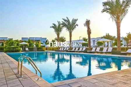 تاون هاوس 3 غرف نوم للايجار في مدن، دبي - Single Row | Mid Unit | Peaceful | Sun Filled