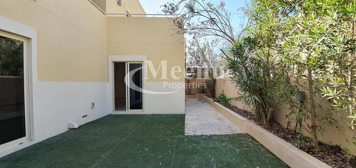 Currently Vacant | Extremely Attractive 3 Bedroom Villa | Huge Garden  | 1 Payment