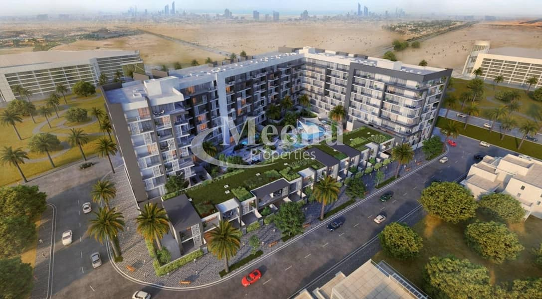 11 Golden Opportunity! Own this Alluring and Bright 2 Bedroom Apartment with Full Facilities
