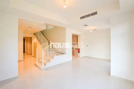 فیلا 3 غرف نوم للايجار في ريم، دبي - Type B | Close to Pool | Quiet Corner plot