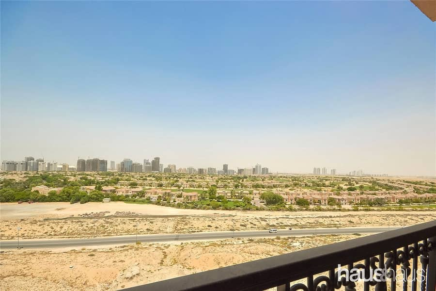 2 Vacant 2 Bed | Tower C | Golf View | Warranty